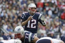 Brady's hot October continues as Patriots blitz the Bears