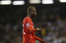 Police probe Mario Balotelli row report