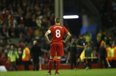Steven Gerrard: I could leave Liverpool in the summer