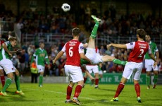Colin Healy's wonderful bicycle kick and the best LOI goals of the season