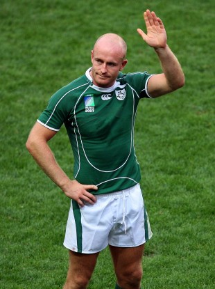 Rugby fans might think he should have stayed on but Denis Hickie thought at 31, it was time to go.