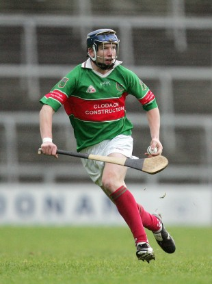 File photo of Eddie Connolly, who returned from a brain tumour to play for Loughmore-Castleiney today.