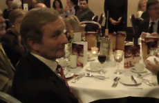 Taoiseach confronted by 'knicker-brandishing' protesters during Fine Gael dinner