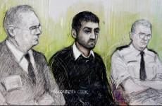 UK terror trial suspect had Tony Blair's address on a scrap of paper