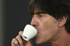 We'll Leave It There So: Löw plays down Germany, Schmidt loses a prop, and all of today's sport