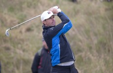 Jacquelin one shot ahead of Lowry and Harrington at Dunhill Links