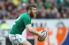 Schmidt managing multiple injuries as Ireland prepare for Springboks test