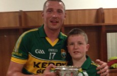 13-year old Ronan Fitzgerald had 120 seconds of life left after a clash of heads