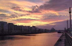 427 of the best tweets about the amazing Dublin sky this evening