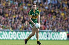 Who should join James O'Donoghue and Cillian O'Connor in the Allstar full-forward line?