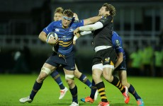 Error count a concern but O'Connor pleased with Leinster's second half