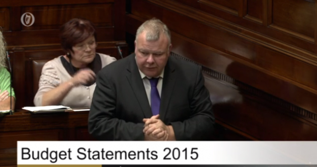 'People have been fairly sound': What Michael Fitzmaurice learned on his first week in the Dáil