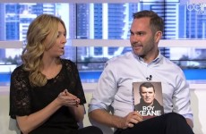 'Hero' Jason McAteer reads fake extract from Roy Keane's new book