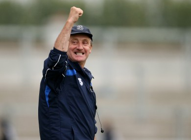 Michael Ryan has been in charge of Waterford for the last
