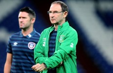 Keane, Whelan and Walters get the nod for German test