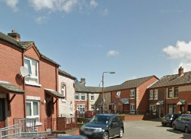 Clonfaddan Crescent, Belfast.
