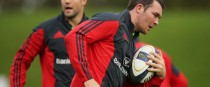 The Munster captain is aware of the task facing his side on Friday