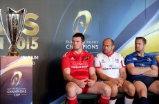 Nothing changes public perceptions like a good inter-pro victory, eh Munster?