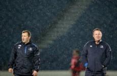 LIVE: Leinster vs Edinburgh, Guinness Pro12