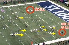 The Rams fooled everyone with a genius trick punt return touchdown