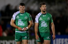 'It certainly feels like a loss in the changing room' – Connacht's Muldoon