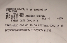 Floyd Mayweather claims he won nearly $2million betting on the NFL