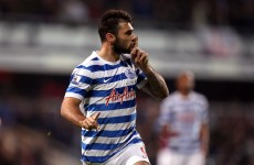 Austin scores twice as QPR push past Villa to move off the bottom of the table
