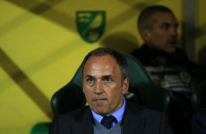 Leeds United sack Darko Milanic after just six games in charge