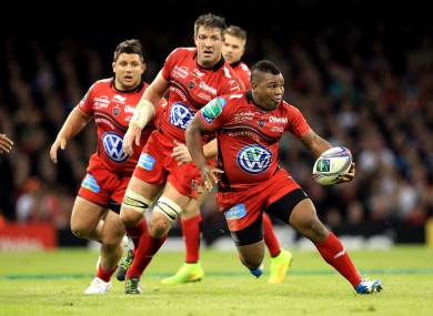 The likes of Bakkies Botha and Steffon Armitage will be a major threat on Saturday in Belfast.