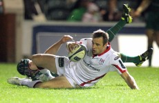 Ulster fightback falls short as they lose in Leicester