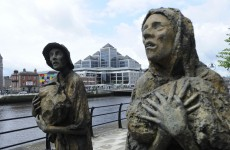 "$125-a-ticket Famine Commemoration Gala dinner will be a ""sombre, respectful"" affair"