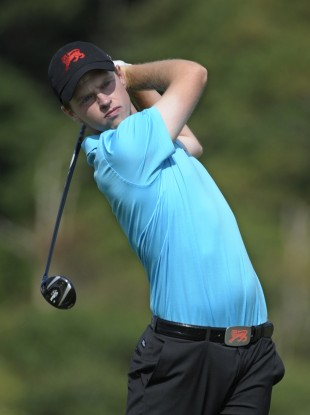 Phelan finished with a score of 11 under (file pic).