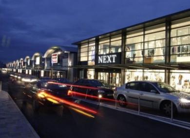 Westend Shopping Park, Blanchardstown