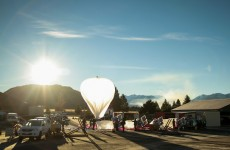 Google's plans to start testing its WiFi balloons in Australia