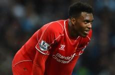 Daniel Sturridge 'devastated' by latest injury setback
