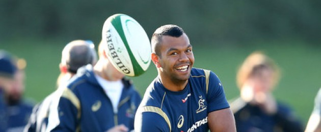 Cheika has brought Beale back into the squad but has been questioned on whether it was the right choice.