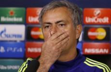Mourinho: Suarez talking 's**t' in new book