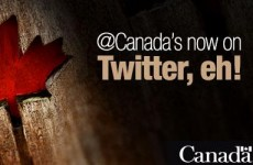 Canada made a Twitter account and it's already mortifying everyone