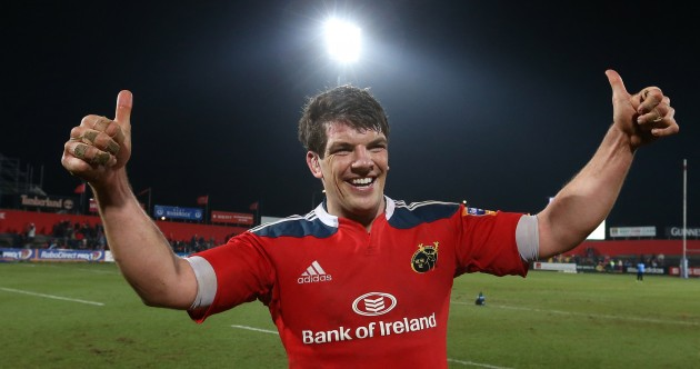 What does this Irish rugby star want with 'big data'? Plenty, apparently…