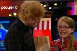 Everyone in Ireland wants to buy Ed Sheeran a pint after THAT Toy Show appearance