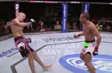 Is this the greatest knockout in UFC history?
