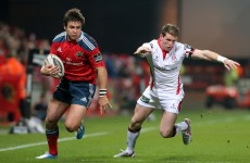 Dramatic finish sees Munster secure nervy one-point victory over Ulster