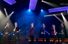 Louis Walsh's band's song sounded a bit familiar on the Late Late last night