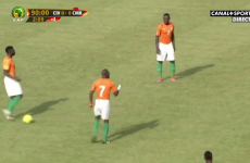 Here's why Ivory Coast spent 2 minutes passing the ball unchallenged in their AFCON qualifier