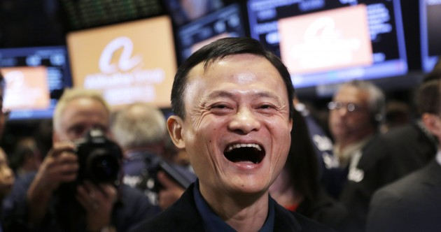 Alibaba just racked up a record €7.5 billion in sales for its 24hr Chinese 'shopping festival'