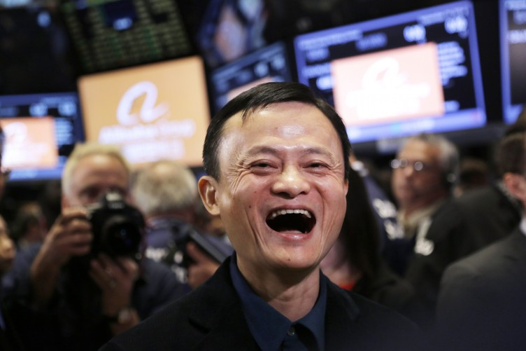 Alibaba Just Racked Up A Record 7 5 Billion In Sales For Its 24hr