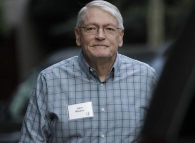 US property baron John Malone