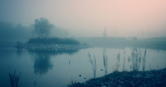 IN PICTURES: Ireland looks good covered in a blanket of fog