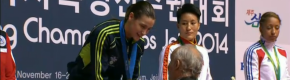 Katie Taylor wins a remarkable fifth world boxing title