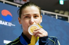 Glory for Katie – the pics from South Korea as Taylor is crowned world champion
